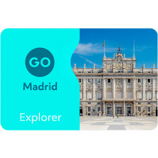 Madrid Explorer Pass - 4 Atrações