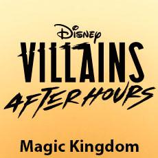 Disney Villains After Hours no Magic Kingdom